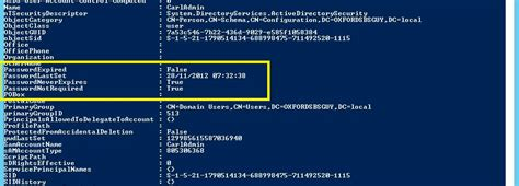 format date powershell powershell get aduser to retrieve password last set and