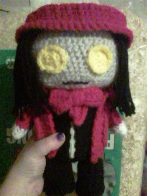 alucard hat tutorial crochet alucard plushie 183 a plushies friends