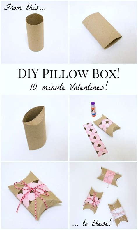 How To Make A Paper Pillow - top 25 best pillow box ideas on paper boxes