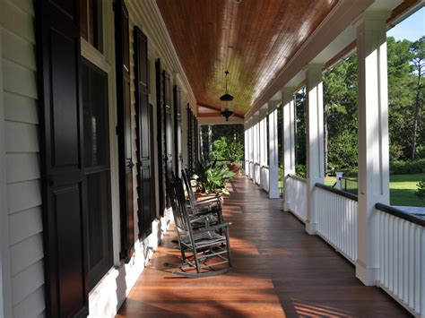 Southern Porches curb appeal tips for southern style homes hgtv