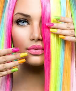 rainbow color hair ideas top 10 craziest rainbow hair colors hair color trends