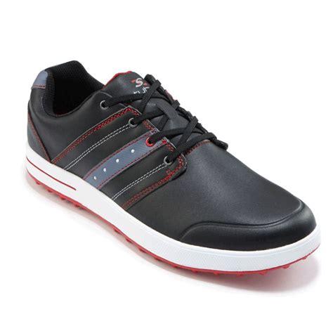 stuburt golf casual mens spikeless golf shoes
