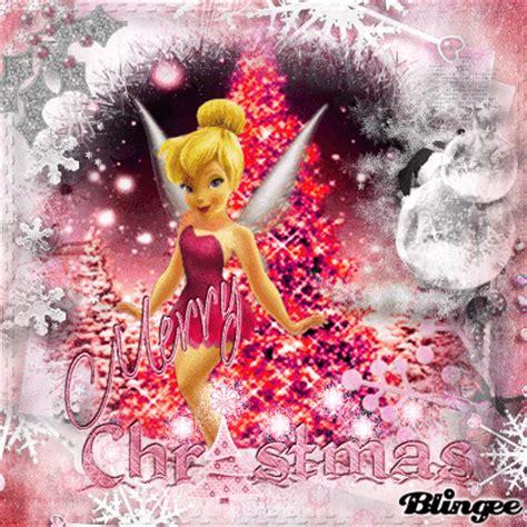 merry christmasclochettetinkerbell picture  blingeecom