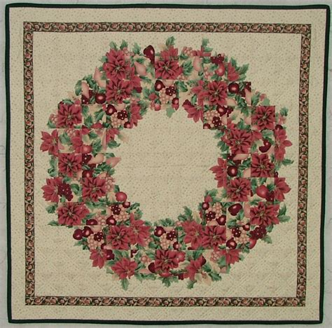 Quilt Pattern Wreath by 40 Mind Blowing Quilts To Own All About