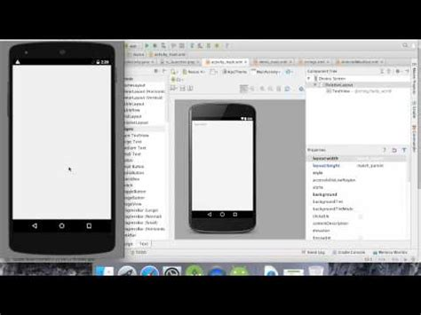 android studio registration tutorial android studio tutorial login and register part 1 user