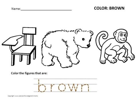 coloring pages color worksheets for preschool 101