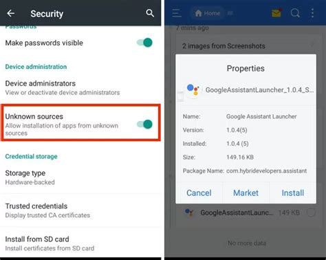 assistant apk how to use assistant on android devices without root