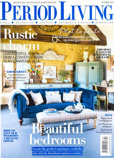 period homes interiors magazine october 2013 avaxhome period living flock living limited