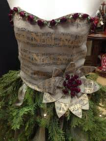 Christmas Dress Form Tree » Ideas Home Design