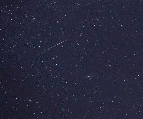 Meteor Shower August 16 by Perseid Meteor Shower Was But Colorful 171 Roy Spencer Phd