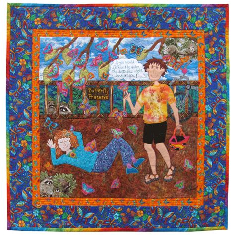 The Quilt Story by Quilt Kits Fabric Designed By Edith