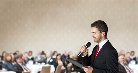 The Speech should you use notes when giving a speech talk business