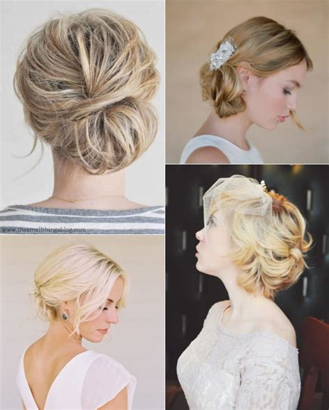 Hairstyles For Hair On Wedding Day by 9 Wedding Hairstyles For Brides With Hair