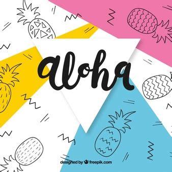 editar imagenes con vectores flores hawaianas fotos y vectores gratis
