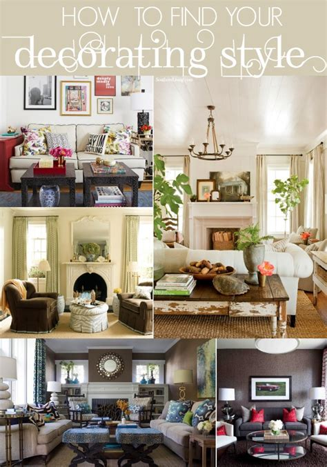 A Home Decor How To Decorate Series Finding Your Decorating Style