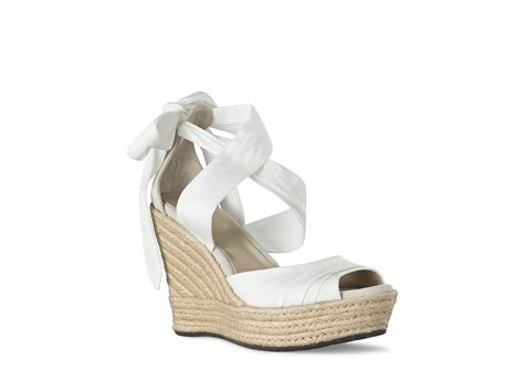 Sandal Tali Connexion lyst ugg sandals lucianna wrap in white