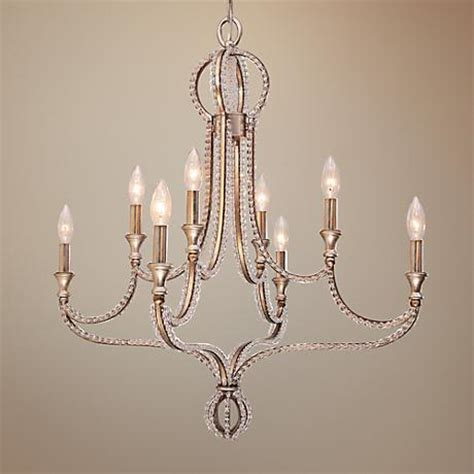 Chandelier Garland Garland 28 Quot Wide Twilight Chandelier 2c259 Www Lsplus