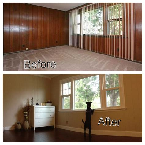 before after diy home renovation renos and repos