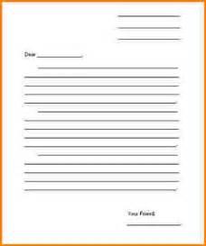 blank letter template 8 blank letter template wedding spreadsheet