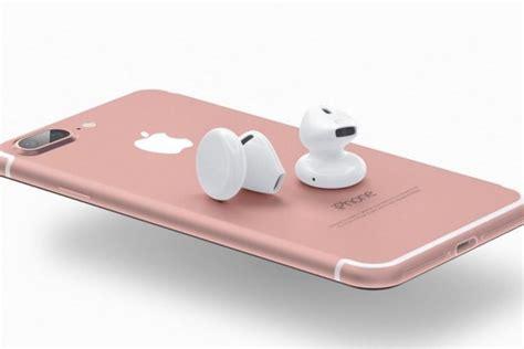 Iphone 7 écouteurs by Ecouteur Iphone 7 Iphone 7 D 39 Apple Les Couteurs 179 Euros Indignent Les Internautes L 39