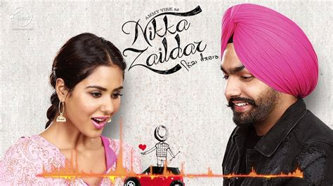 punjabi song nikka zaildar mp3 punjabi song by ammy virk