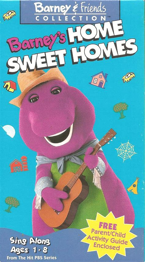 barney s home sweet homes barney wiki fandom powered