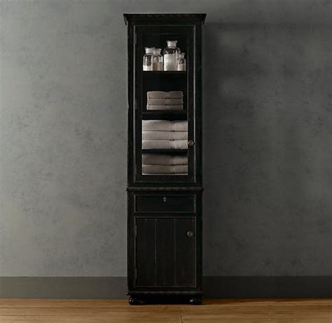 black linen cabinet for the home i want