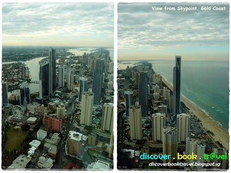 Guess Sky 09 Gold Gading skypoint observation deck gold coast surfers paradise