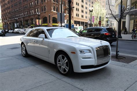 bentley phantom 2016 2016 rolls royce ghost stock r509a for sale near chicago