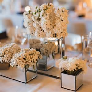 Mirrored Vases Wedding Wedding Club 187 Mirrored Vases
