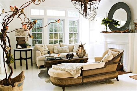 authentic natural textures in home decor 50 resourceful and classy shabby chic living rooms