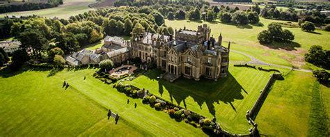 Great Dining Rooms Allerton Castle Castle Weddings Yorkshire
