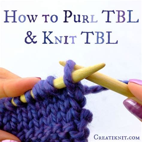 tbl knitting stitch crafts the o jays and tutorials on