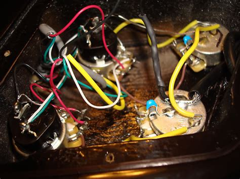 gibson les paul traditional pro wiring harness reverb