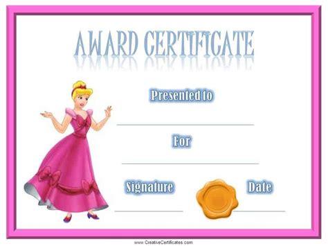 printable certificates kids printable certificates 15 printable