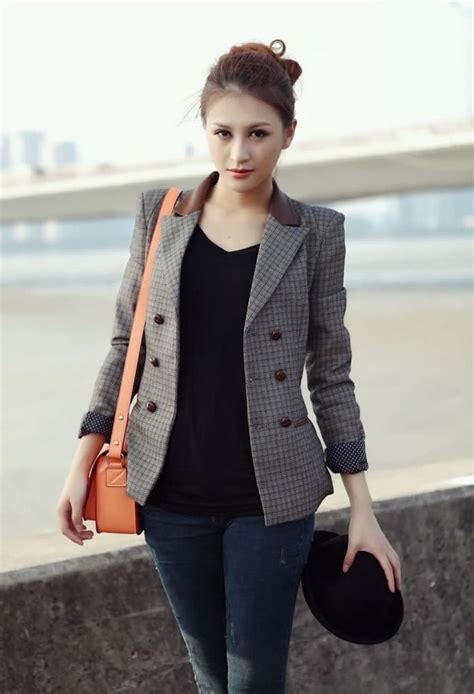 hairstyle on blazer women blazer style trends 2014 clothes i love