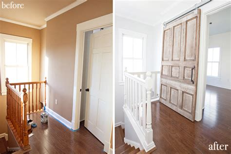 stairwell makeover part 2 the lettered cottage