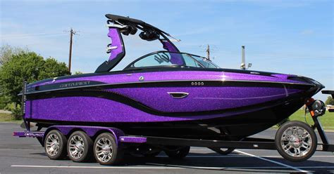 purple power car and boat 2016 centurion ri237 supercharged for sale in texas