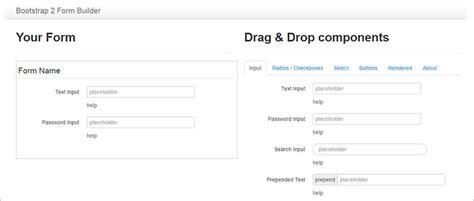 bootstrap layout builder github customizing bootstrap layouts trends tools frameworks