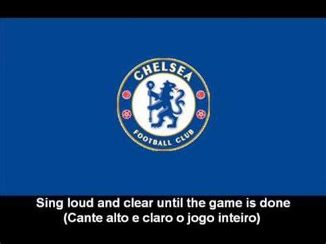 chelsea anthem lyrics chelsea football club anthem lyrics hino do chelsea