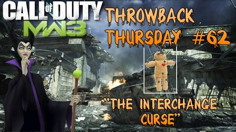 Call Of Duty 62 call of duty mw3 quot multiplayer gameplay quot throwback