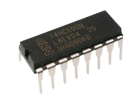 transistor ic 74hc595 datasheet 74595 pdf