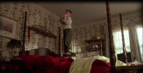 alone in bedroom tour the quot home alone quot christmas movie house
