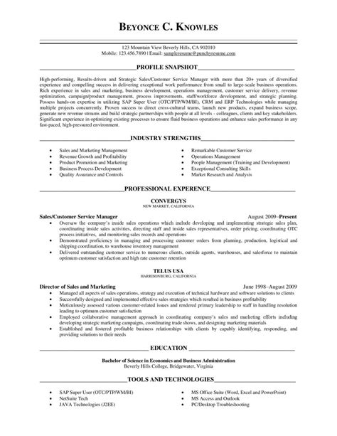 resume template for executive resume sles executive level dental vantage dinh vo dds