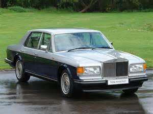 Rolls Royce 1990 Rolls Royce Silver Spirit 1990 Sedan Sold Classicdigest