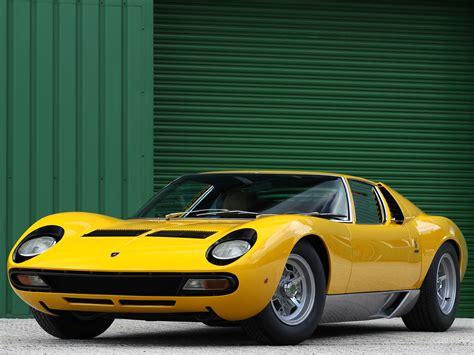 1971 Lamborghini Miura P400 Sv Lamborghini Miura P400 Sv Worldwide 03 1971 01 1973