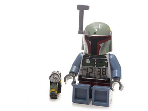 Lego Mini Figure Alarm Clock Boba Fett lego boba fett clock and bundle toys