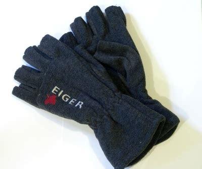 Kolor Eiger eiger fleece glove half fingers sklep wędkarski szczupak pl