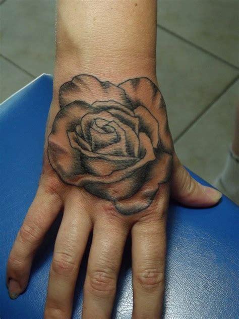 rose tattoo australia by clinton osborne of eternal at