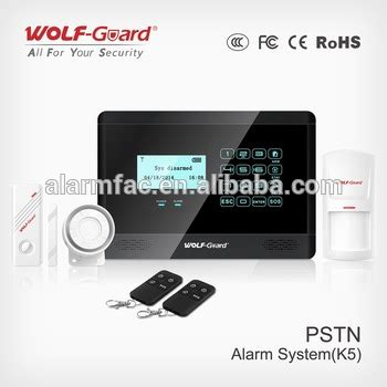 smart home automation wired gsm alarm system wireless